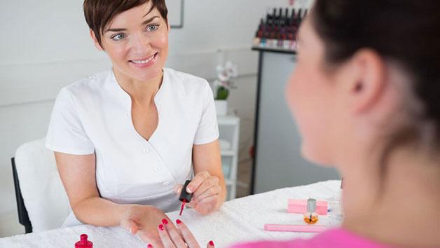 Nail Technician Diploma Online Course for One Person