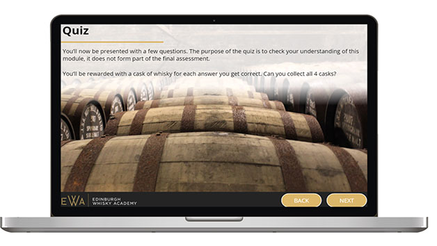 Introduction to Whisky Online Certificate Course for One