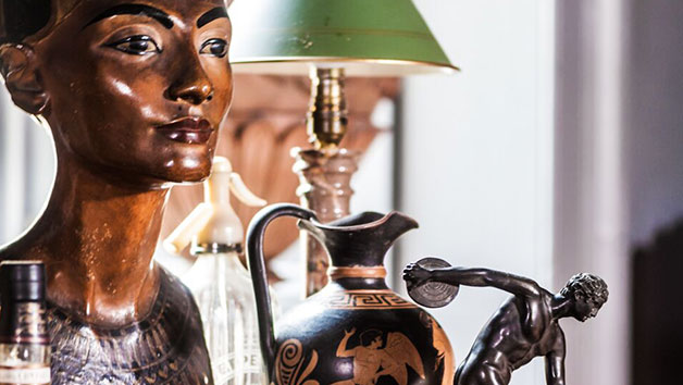 Collecting Antiques Online Course for One in a Virtual Classroom