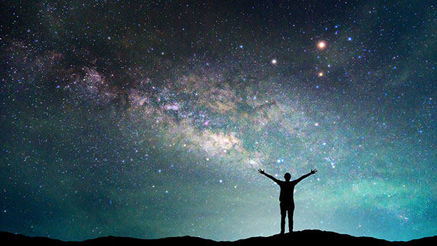 Four Week Online Stargazing Experience from Home for One