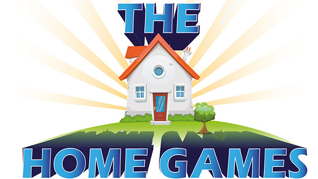 'The Home Games' at Home Competitive Team Challenges for the Household