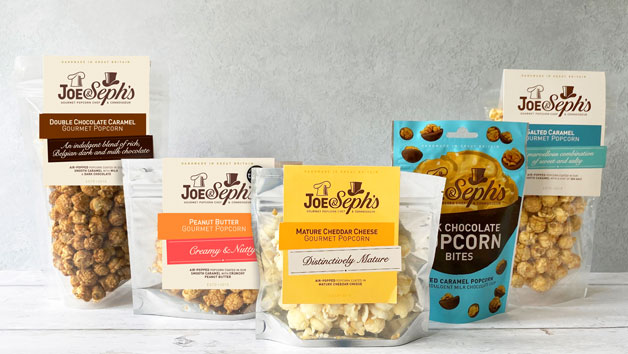 Popcorn Night-in-Bundle from Joe and Sephs