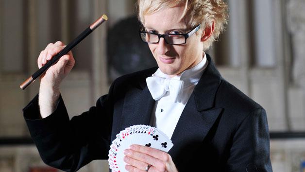 Online Beginners Magic Masterclass Class for One