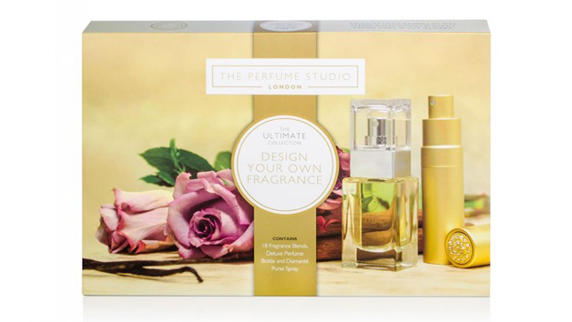 Ultimate Design Your Own Fragrance Experience at Home with The Perfume Studio