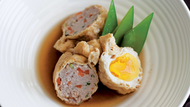 Online Japanese Cooking Course with HASHI Japanese Cookery School for Two