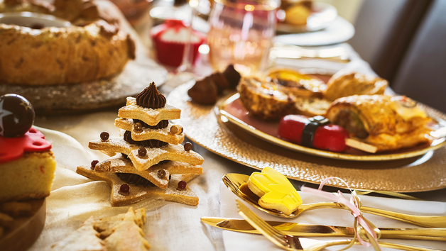 Ultimate Luxury Christmas Canapes and Festive Nibbles at Home with Piglet's Pantry