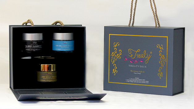 The Ultimate Night In Home Pamper Package