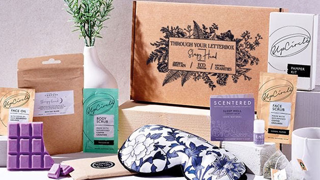 The Sleepy Head Natural Care Letterbox Gift