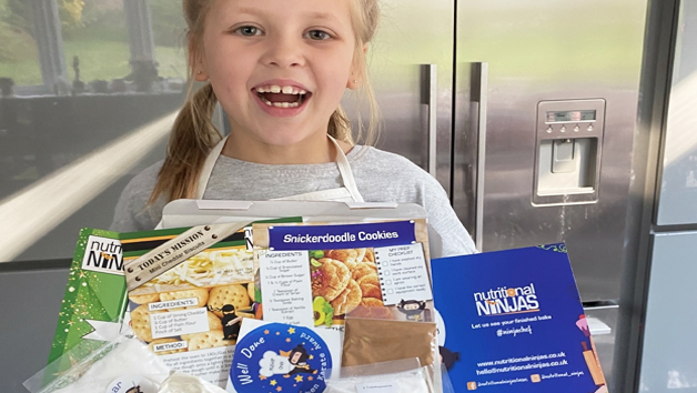 Six Month Baking Subscription for Kids with Nutritional Ninjas Bake Box