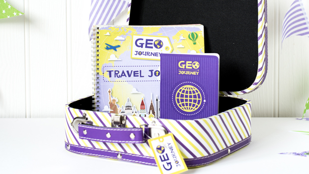 Twelve Month Geo Journey Kids Subscription for One