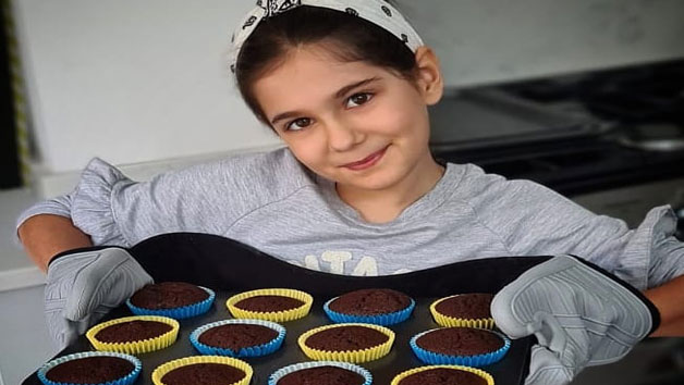 Children's Live Online Bakery Class for One with Chefs for Foodies