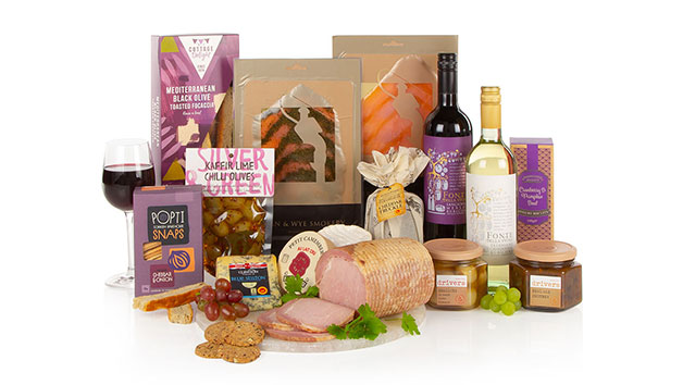 The Cool Christmas Hamper
