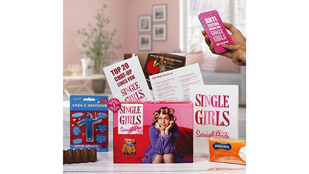 A Novelty Survival Kit for Single Girls