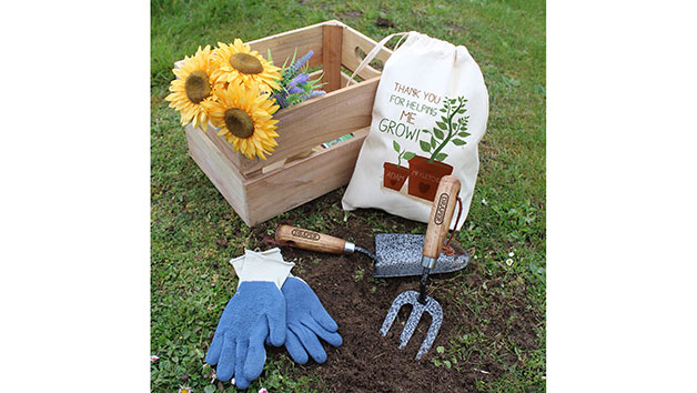 Helping Me to Grow Personalised Garden Tool Set
