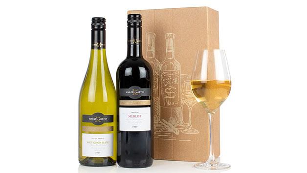 French Wine Duo Gift Box