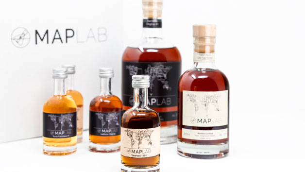 Online Cocktail Making Masterclass with MAP Maison for Two