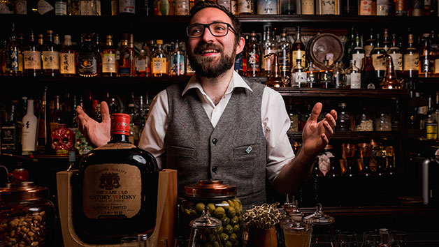 Online Japanese Whisky or Gin Masterclass for Two with MAP Maison