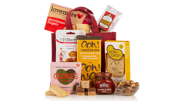 Gluten and Wheat Free Food Hamper