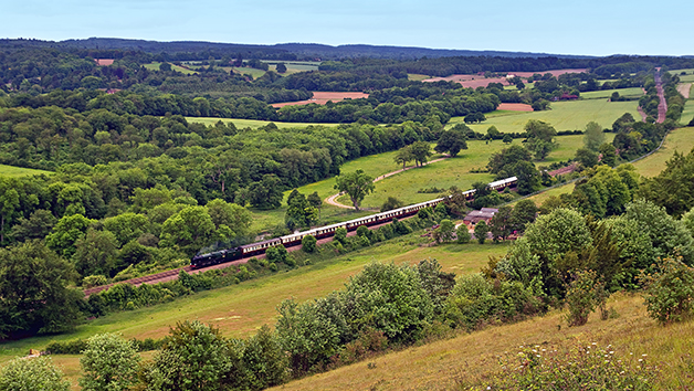 Murder Mystery Lunch for Two Aboard Belmond British Pullman