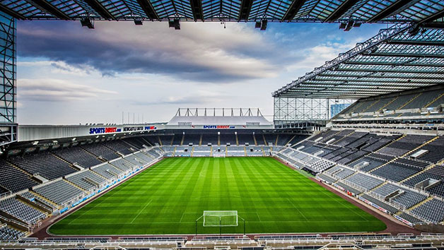 Tour of Newcastle United St James' Park for One Adult