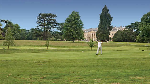 Golf Day with Lunch at Luton Hoo Hotel for One
