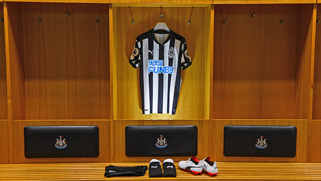 Newcastle United St James' Park Tour for Two Adults and Two Children