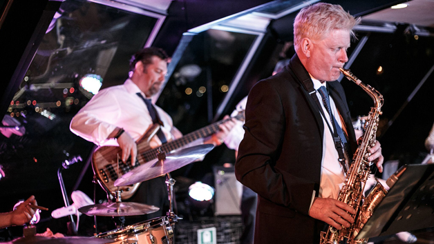 London Jazz Cruise with Dinner for Two on The Thames