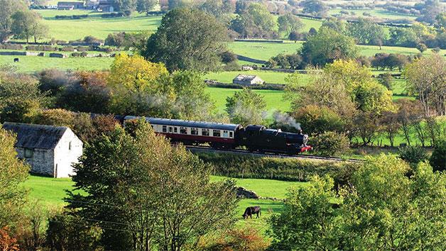 Family Heritage Train Ride with Wensleydale Railway