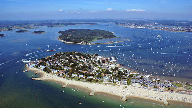 Lunch Cruise from Poole for Two Adults