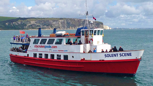 Poole Harbour and Islands Boat Cruise for Two