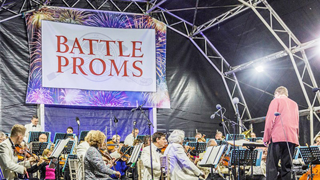 Battle Proms Classical Picnic Concert for Two