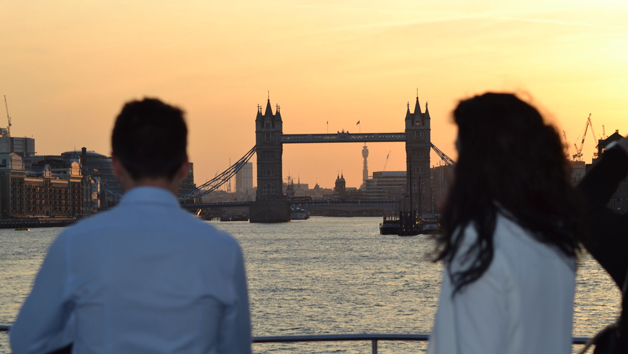 River Thames Cruise with Elvis Tribute and Dinner for Two