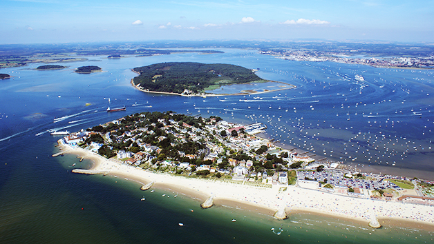 Jurassic Coast Cruise for Two from Poole Harbour