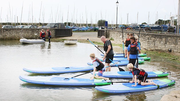 One Hour Course for Two at The New Forest Paddle Sport Company