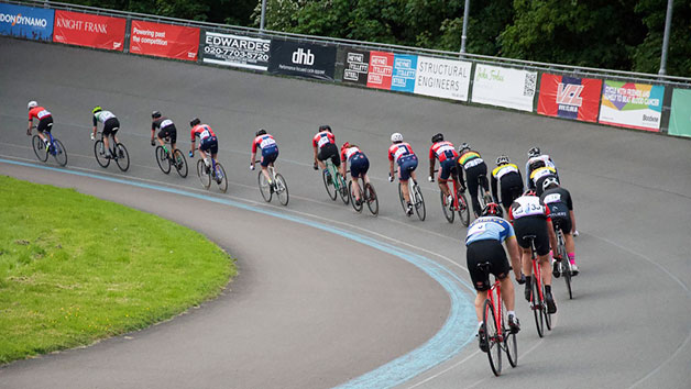 Velodrome Track Cycling at Herne Hill for One