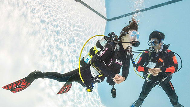 Scuba Diving Experience for Two at DiveShack UK, Harrogate