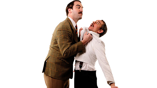 Faulty Towers Dining for Two – Special Offer