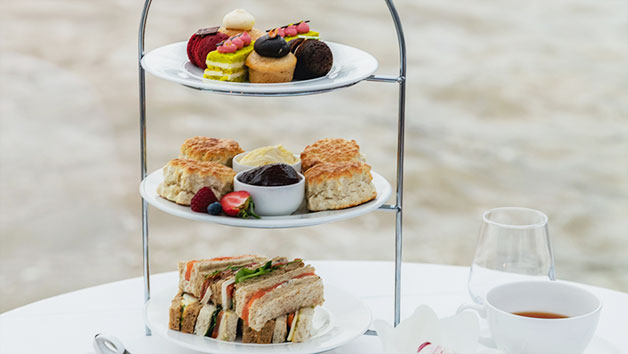Afternoon Tea Thames Cruise for Two