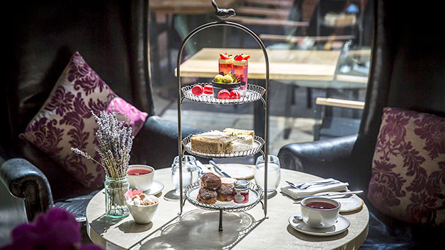Afternoon Tea with Prosecco for Two at Gordon Ramsay's York and Albany