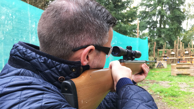 An Activity Experience at Yorkshire Activity Centre for Two