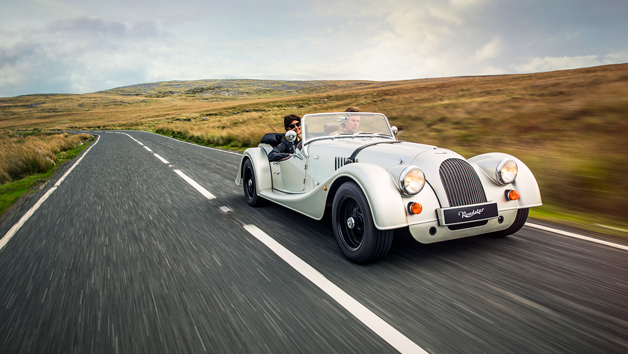 Half Day Morgan Classic Car Driving Experience and Factory Tour