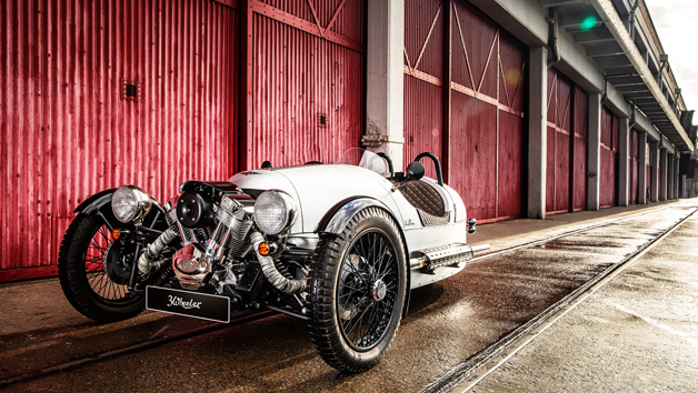 Extended Morgan Motor Company Driving Experience