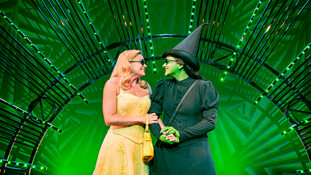 Wicked The Musical Gold Theatre Tickets for Two