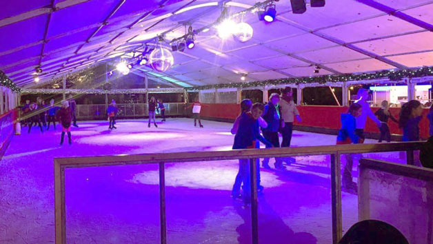 Christmas Ice Skating for Two at Windsor on Ice