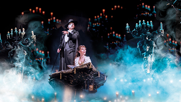 The Phantom of the Opera Gold Theatre Tickets for Two