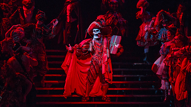 The Phantom of the Opera Silver Theatre Tickets for Two