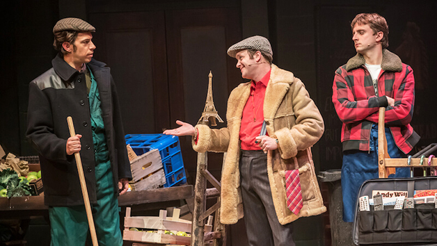 Only Fools and Horses Theatre Tickets for Two