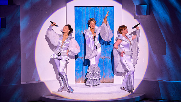 MAMMA MIA! Silver Theatre Tickets for Two