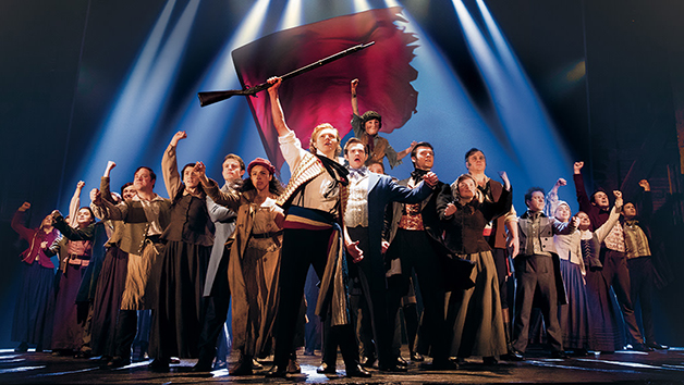 Les Miserables Silver Theatre Tickets for Two