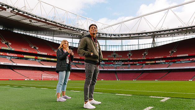 Adult Arsenal Emirates Stadium Tour with Branded Earphones for Two